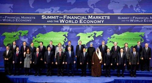 """Οι δήθεν """"παγκόσμιοι ηγέτες"""""""